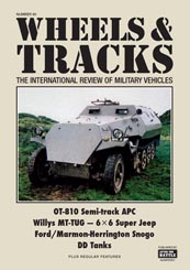 After the Battle - Magazines > Wheels & Tracks > Issues 1-25